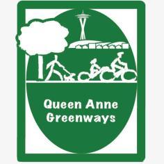 Queen Anne Greenways logo